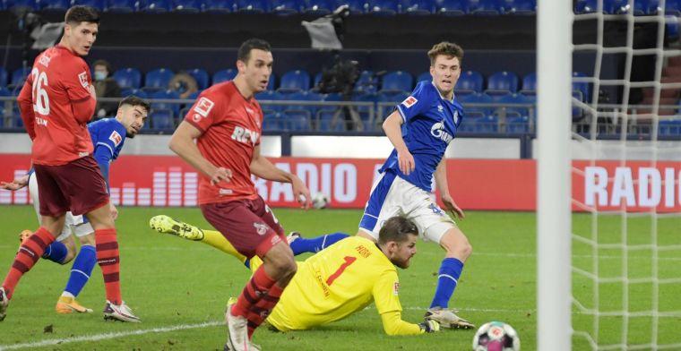 Schalke serieus in de problemen: Huntelaar ziet cruciale 1-2 in minuut 93
