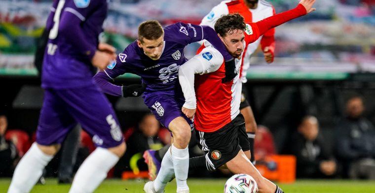 Been haalt uit naar 'niet normaal' Feyenoord: 'Ik mag toch wel meer verwachten?'