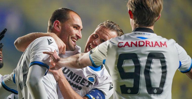 OPSTELLING: Clement wijzigt op één plek bij Club Brugge