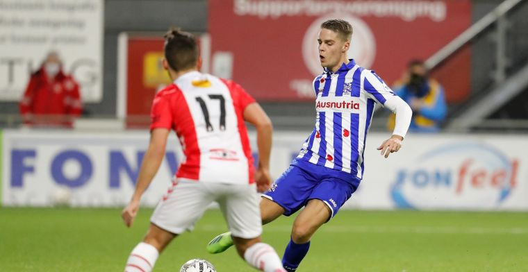 Moment van verstandsverbijstering nekt FC Emmen, Heerenveen bekert verder
