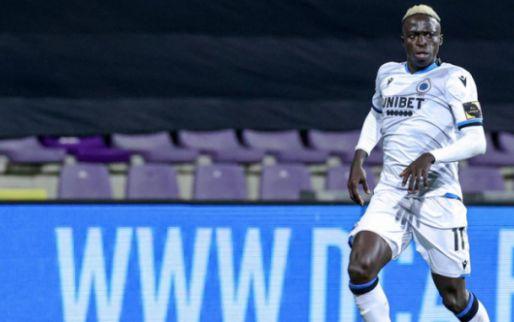 Niet de volle pot: 'Club Brugge moet deel van bedrag Diatta doorstorten'