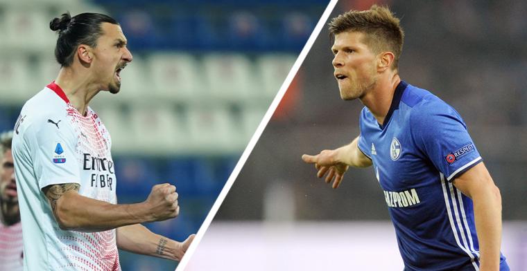 Huntelaar is binnen bij Schalke: 'Hij doet me denken aan Zlatan Ibrahimovic'