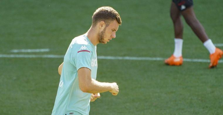 OFFICIEEL: Ook Cercle Brugge bevestigt komst van peperdure Pavlovic