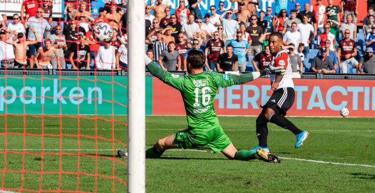Narsingh neemt na 90 minuten bankzitten afscheid van Feyenoord: deal met FC Twente