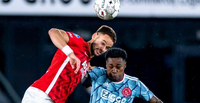 Ajax-nieuwtje uit Rusland: ''Principiële' Ten Hag ziet vertrek Promes niet zitten'