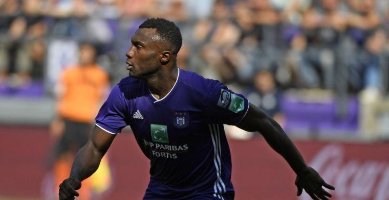 'Anderlecht houdt grote kuis, twee clubs melden zich voor Sanneh'