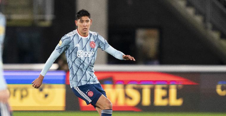 'Ajax lijkt toch weer een belletje van Valencia te kunnen verwachten'