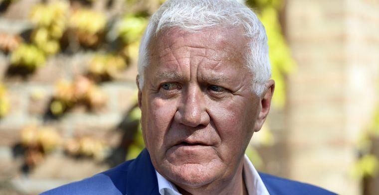 Lefevere na één jaar bij Anderlecht: Ben geschrokken van reacties