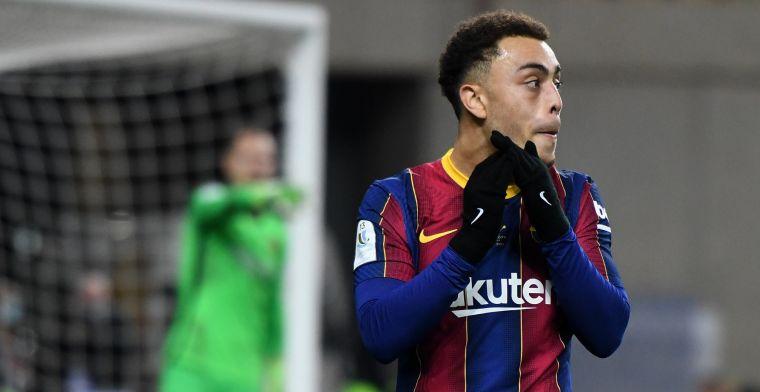 'Toen ik in de Ajax-jeugd speelde, keek ik altijd naar Barça: nu speel ik er...'