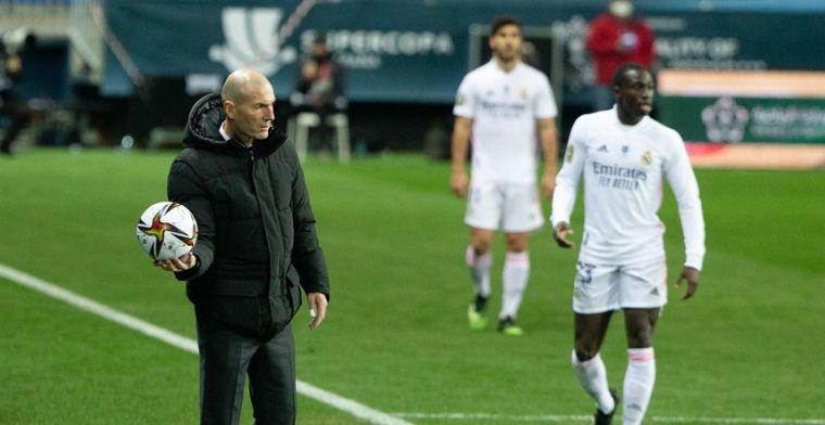 Spaanse media zien einde van cyclus: 'vertrek Zidane hangt in de lucht bij Real'
