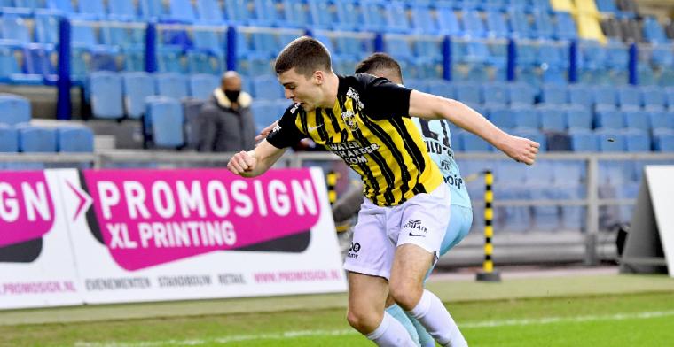 Vitesse wil langer door met succesvolle huurling: 'Ben wel positief gestemd'
