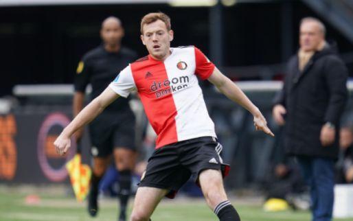 Update: Feyenoord zwaait overbodige verdediger uit: 'Go get them, George'