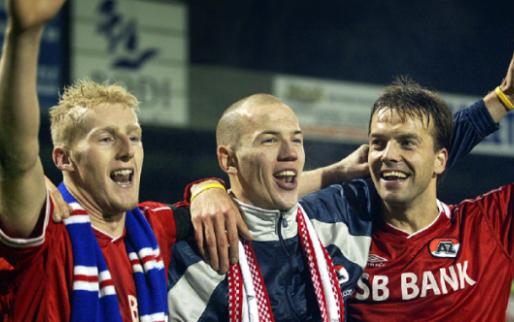 'Toen we met Feyenoord verloren van Ajax, stonden honderden mensen te joelen'