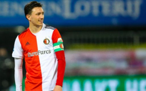 Berghuis kan Feyenoord in zomer voor vier miljoen euro verlaten