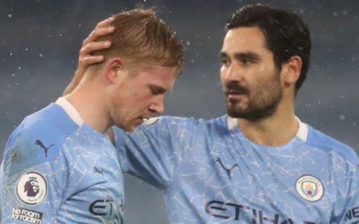 Afbeelding: Vervelend blessurenieuws voor Guardiola en Man City: 'Vier tot zes weken out'