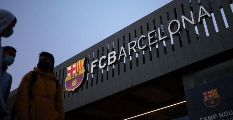 'Grote problemen voor Barça: uitstel aangevraagd om faillissement af te wenden'