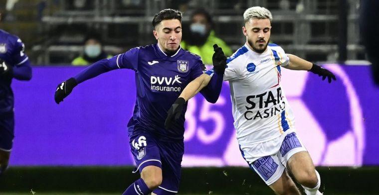 Anderlecht-fans doen beklag na gelijkspel: 'Gewoon te zwak'