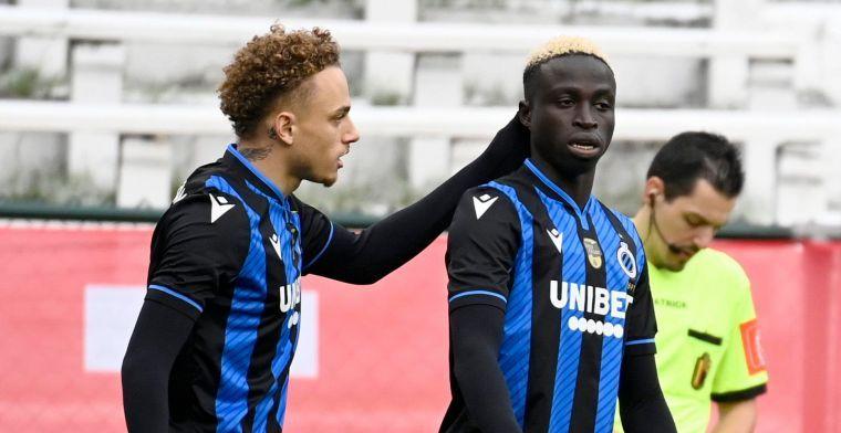 'Club Brugge wil deze transferperiode nog vervanger halen voor Diatta'