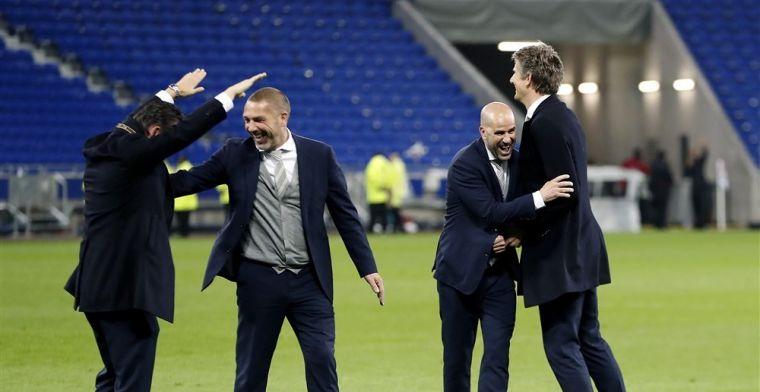 'Overmars wil dat Bosz terugkeert bij Ajax, dat is geen geheim in Amsterdam'