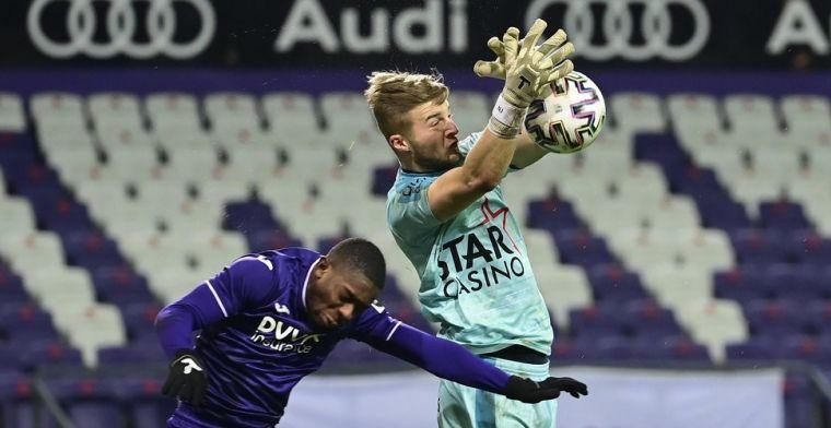 Anderlecht bijt tanden stuk op sterke Jackers en strijdend Waasland-Beveren