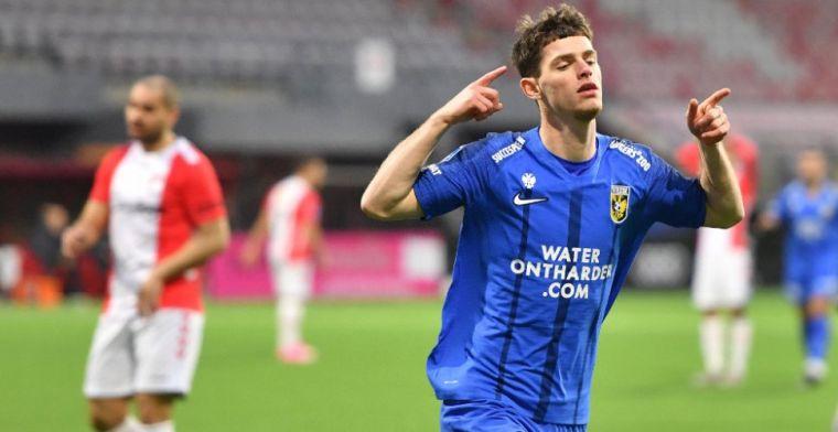 De Gelderlander: Vitesse-aanvaller hard op weg naar PEC én naar nieuw contract