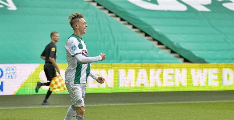 Warm welkom in Utrecht: 'Ik scoorde tegen Ajax, daar houden ze hier wel van'
