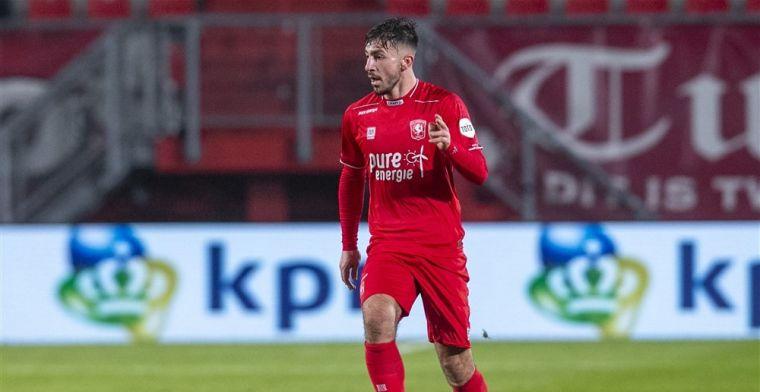 Van Twente via Brentford naar Galatasaray: Turken melden onderhandelingen