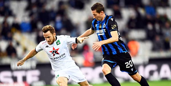 Terug naar af voor Club Brugge, Cercle Brugge wil niet zomaar weg uit Jan Breydel