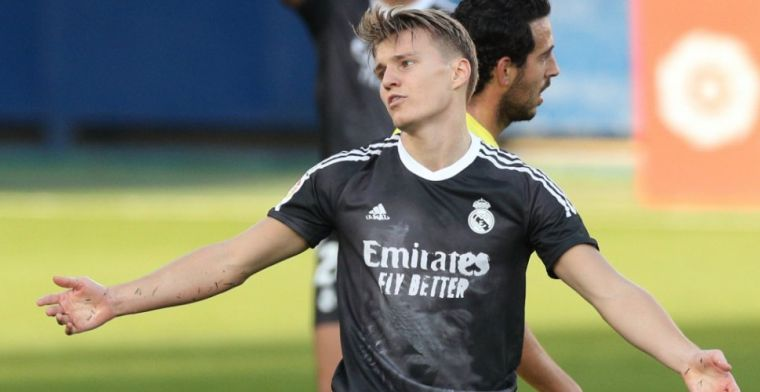 Update: 'Odegaard overtuigd na gesprek met Arteta: Noor op huurbasis naar Arsenal'