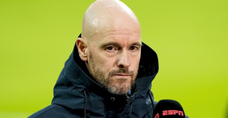 Driessen: 'Denk dat het verstandig is dat Ajax en Ten Hag uit elkaar gaan'