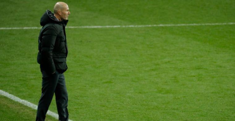'Real-leiding heeft 'Zidane-beslissing' genomen na blamage tegen Alcoyano'