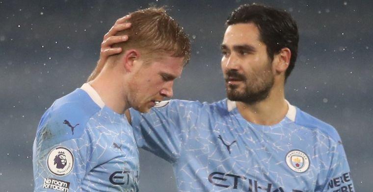 Vervelend blessurenieuws voor Guardiola en Man City: 'Vier tot zes weken out'