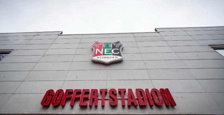 NEC doet zaken met Club Brugge en presenteert spits: 'Een neusje voor goals'