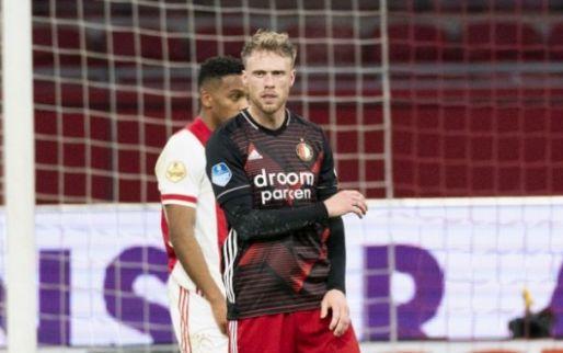 Galatasaray wil Feyenoord van Jörgensen verlossen