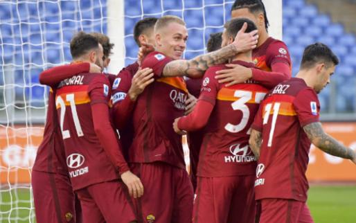 Afbeelding: AS Roma en Spezia maken er spektakelstuk van met zeven goals