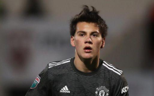 'Club Brugge klopt aan bij Man United voor toptalent Pellistri'