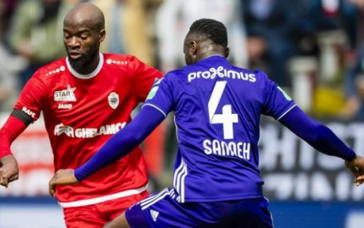 Anderlecht neemt dra (tijdelijk) afscheid van Sanneh: 'Op details na in orde'