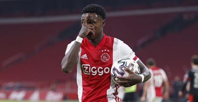'Verdachte Promes mag reizen voor Spartak-transfer of Europees duel Ajax'