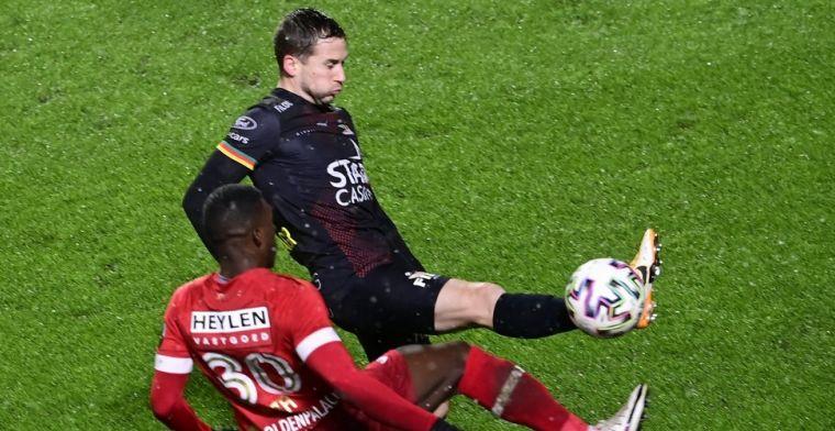 KV Oostende overtuigt tegen Antwerp en wint na laat doelpunt van Kvasina