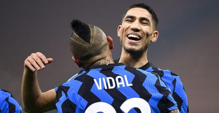 'Spanning tussen Real en Inter: problemen rond zomerse transfer van Hakimi'