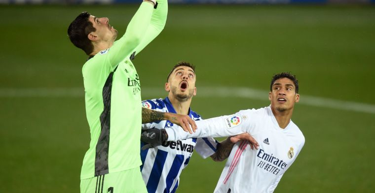 Uitblinker Hazard helpt Real Madrid met goal en assist aan knappe zege