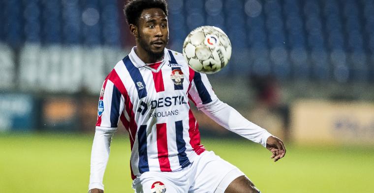 Willem ll stuurt Yeboah naar Keuken Kampioen Divisie: 'Moeilijk half jaar'