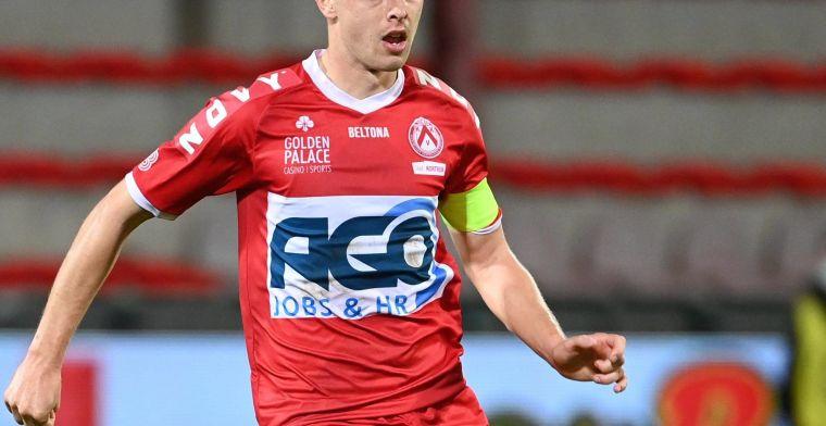 Van der Bruggen mag niet spelen tegen ex-ploeg Kortrijk: Het is een risico