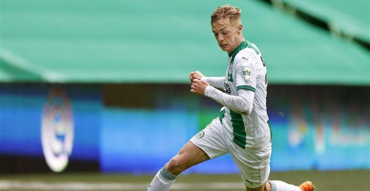 Balk geeft oude club Groningen trap na: 'Ik vind het eigenlijk nergens op slaan'