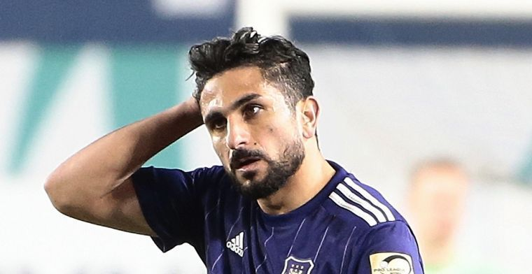 """Saief blikt terug naar periode Anderlecht: """"Dat was een enorme ontgoocheling"""""""