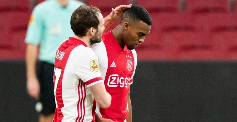 Ajax wacht 'struggle' met Raiola: 'Lukt 't niet, moet je overwegen om te verkopen'