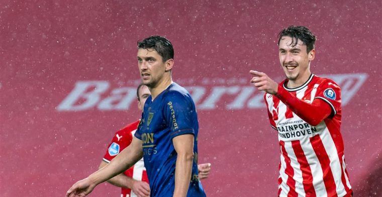 'Bayern is bijzonder verbaasd over gebrek aan speeltijd van huurling bij PSV'