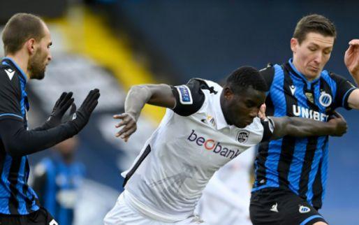 Club Brugge en KRC Genk maken reclame voor Belgische voetbal: 'Wat een match'