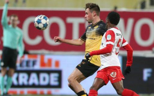 Afbeelding: Roda zet talenten van FC Utrecht opzij en meldt zich in strijd om play-offtickets