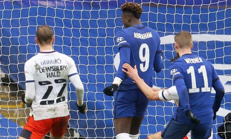 Afbeelding: Dost en Vormer scoren, twee assists Lang in kraker, FA Cup-hattrick van Abraham